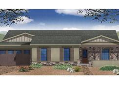 Dolca - Bellero Estates: Queen Creek, Arizona - Elliott Homes - Arizona