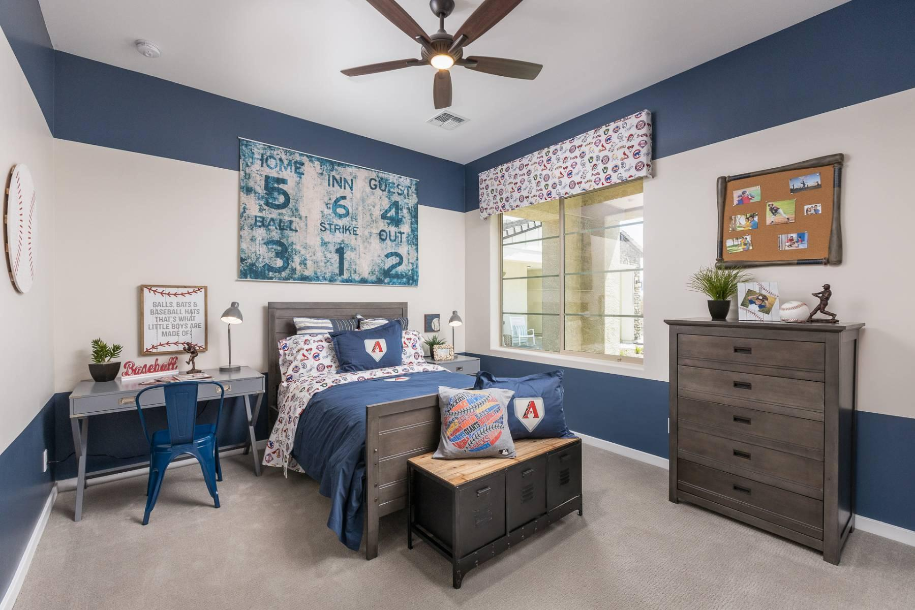 Bedroom featured in the Dragoon By Elliott Homes - Arizona in Phoenix-Mesa, AZ