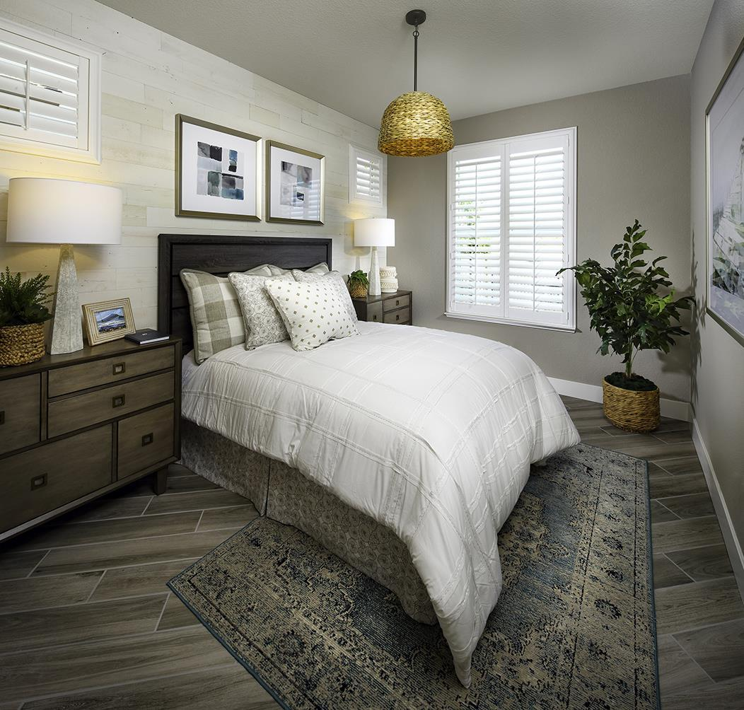 Bedroom featured in the Plan 1901 By Elliott Homes in Sacramento, CA