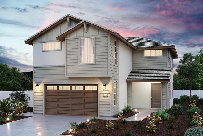 7052 Saratoga Estates Drive (Plan 2296)
