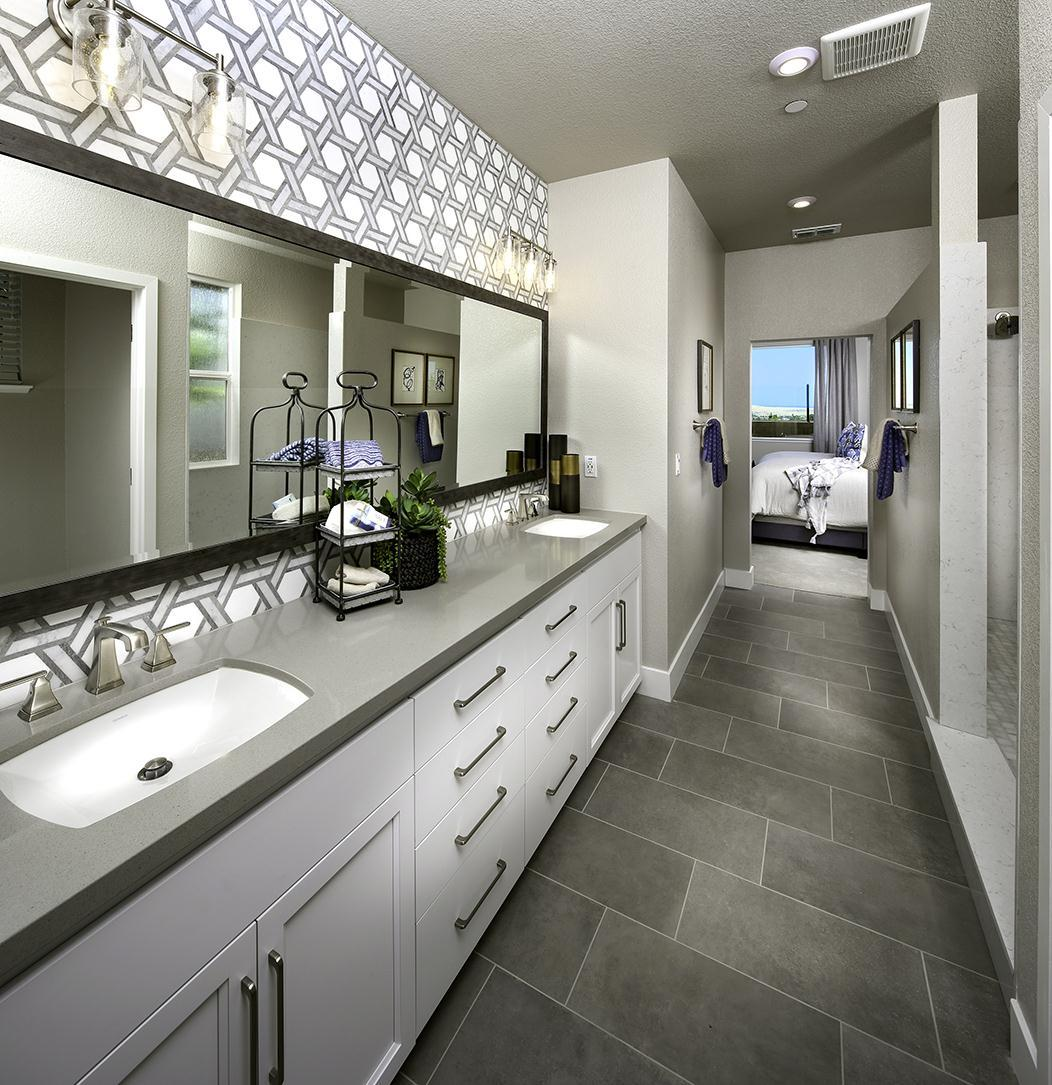 Bathroom featured in the Plan 2468 By Elliott Homes in Sacramento, CA