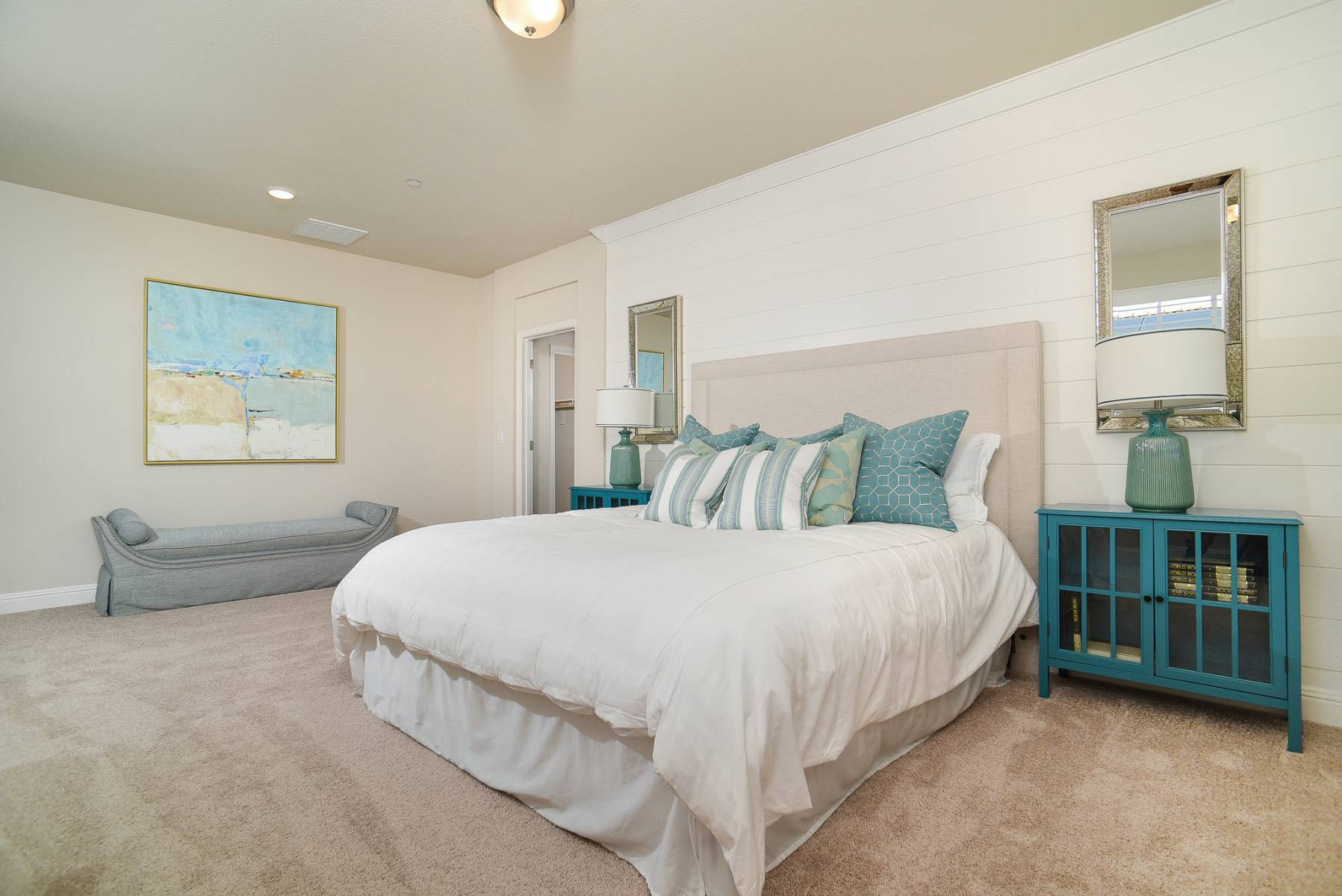 Bedroom featured in The Antica By Elliott Homes in Sacramento, CA