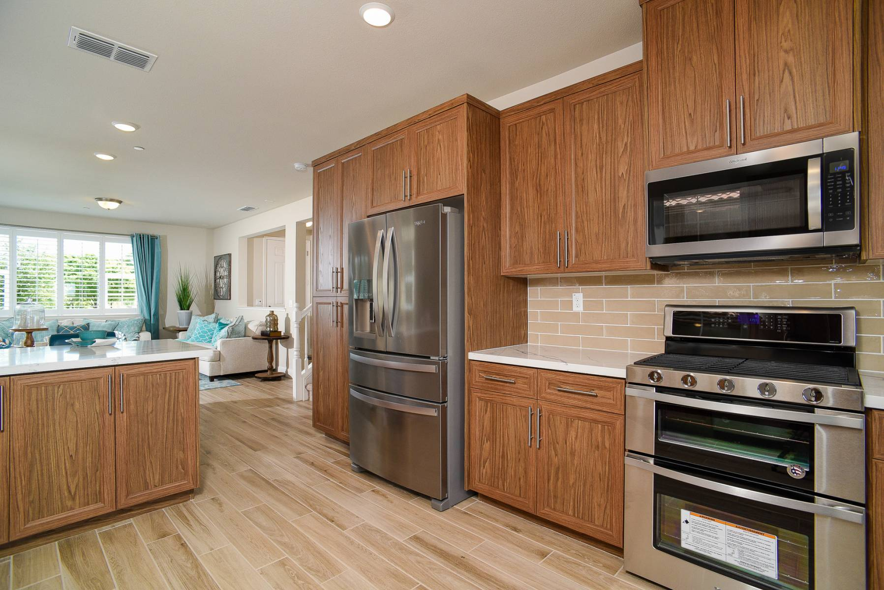 Kitchen featured in The Antica By Elliott Homes in Sacramento, CA