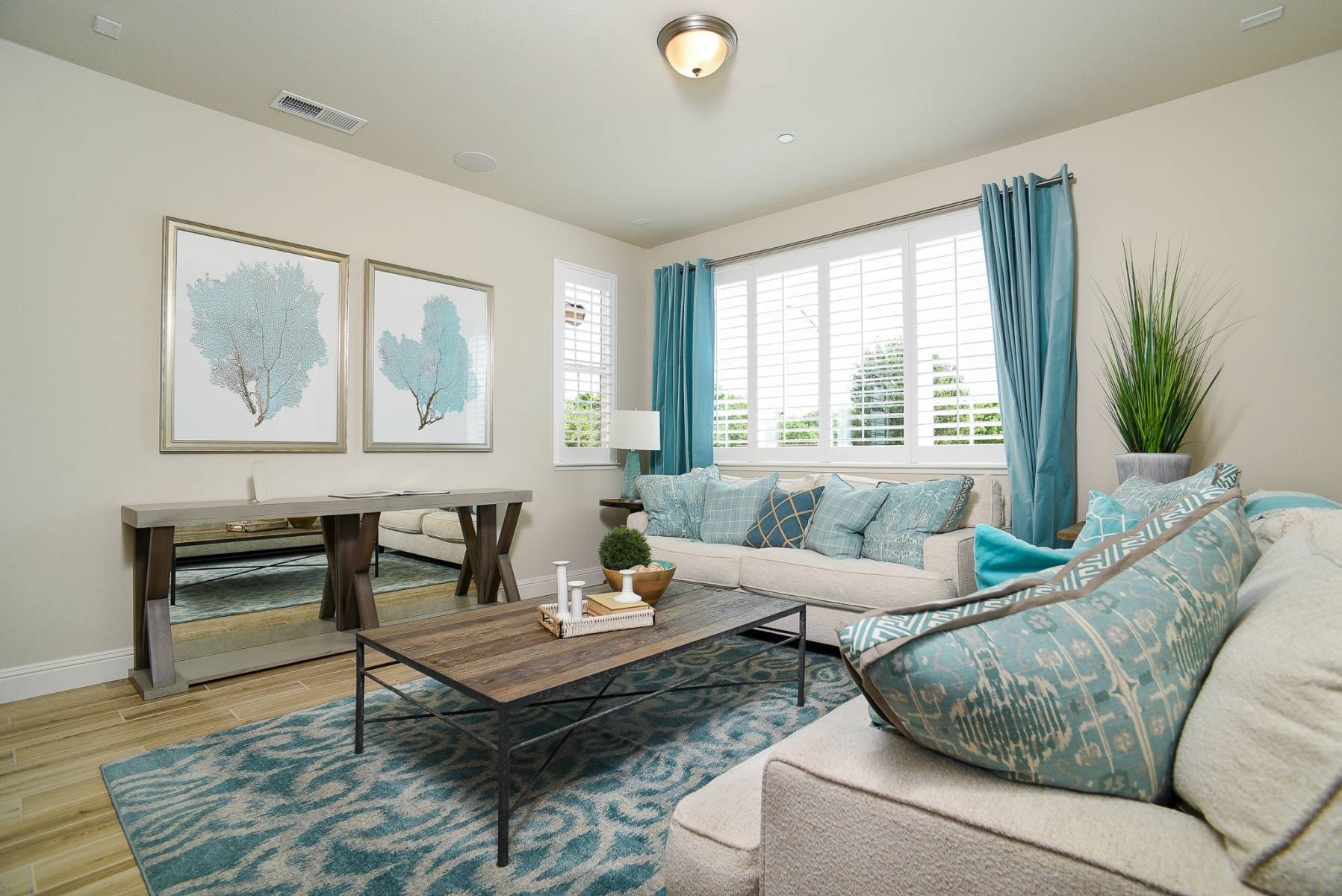 Living Area featured in The Antica By Elliott Homes in Sacramento, CA