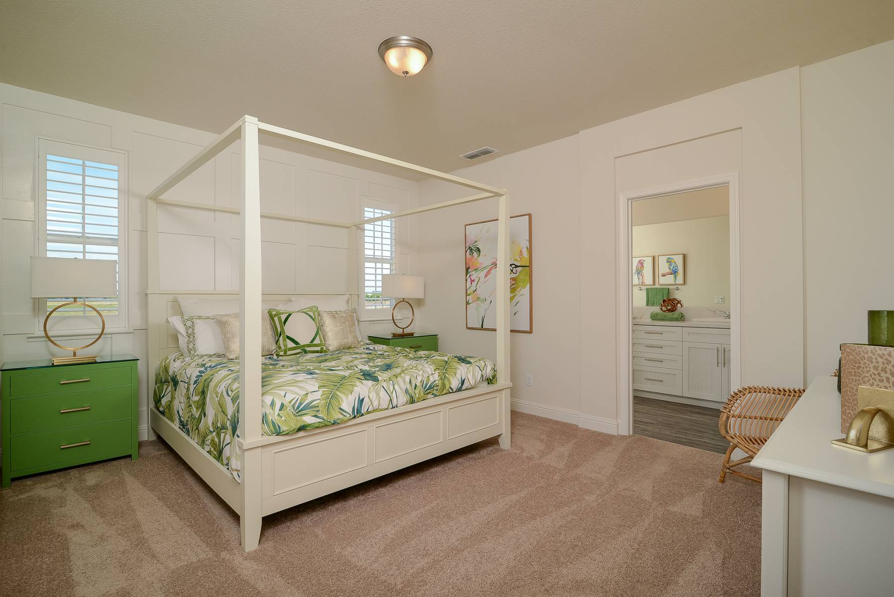 Bedroom featured in The Classico  By Elliott Homes in Sacramento, CA