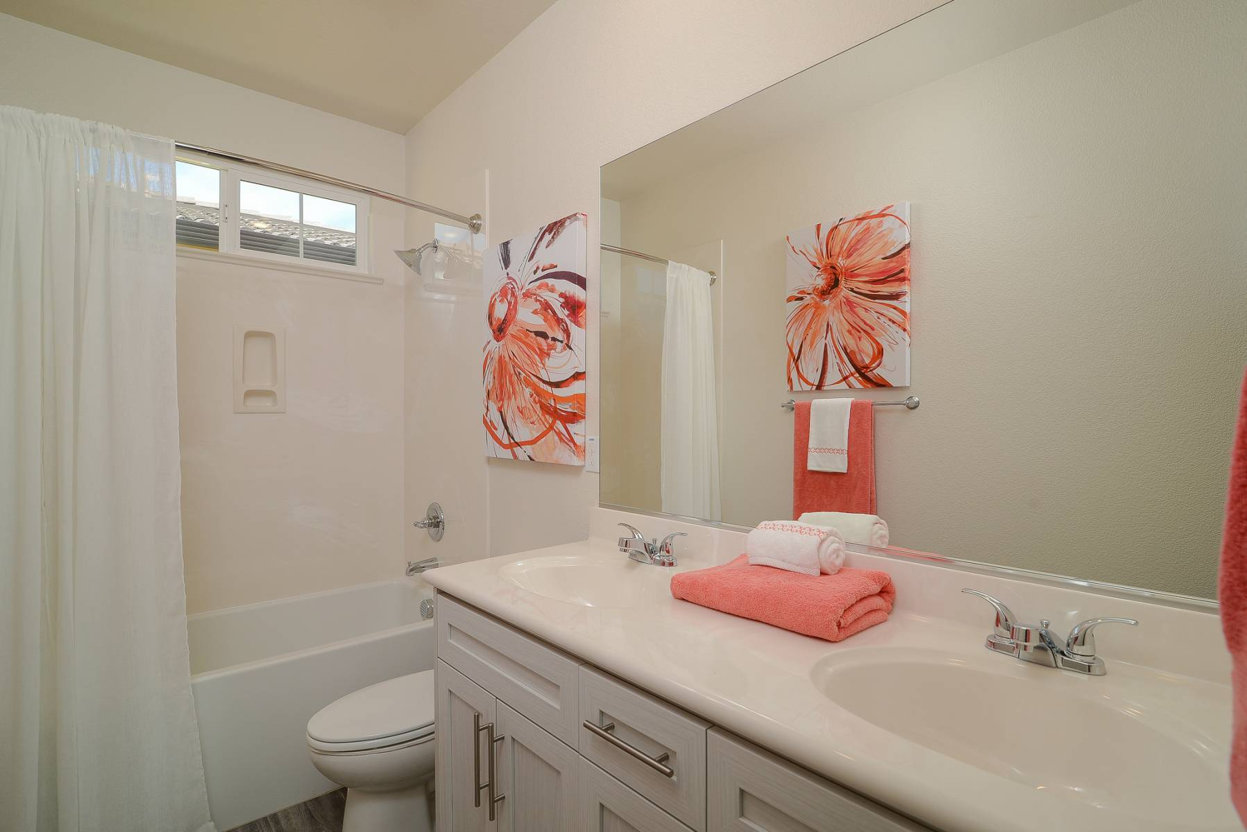 Bathroom featured in The Classico  By Elliott Homes in Sacramento, CA