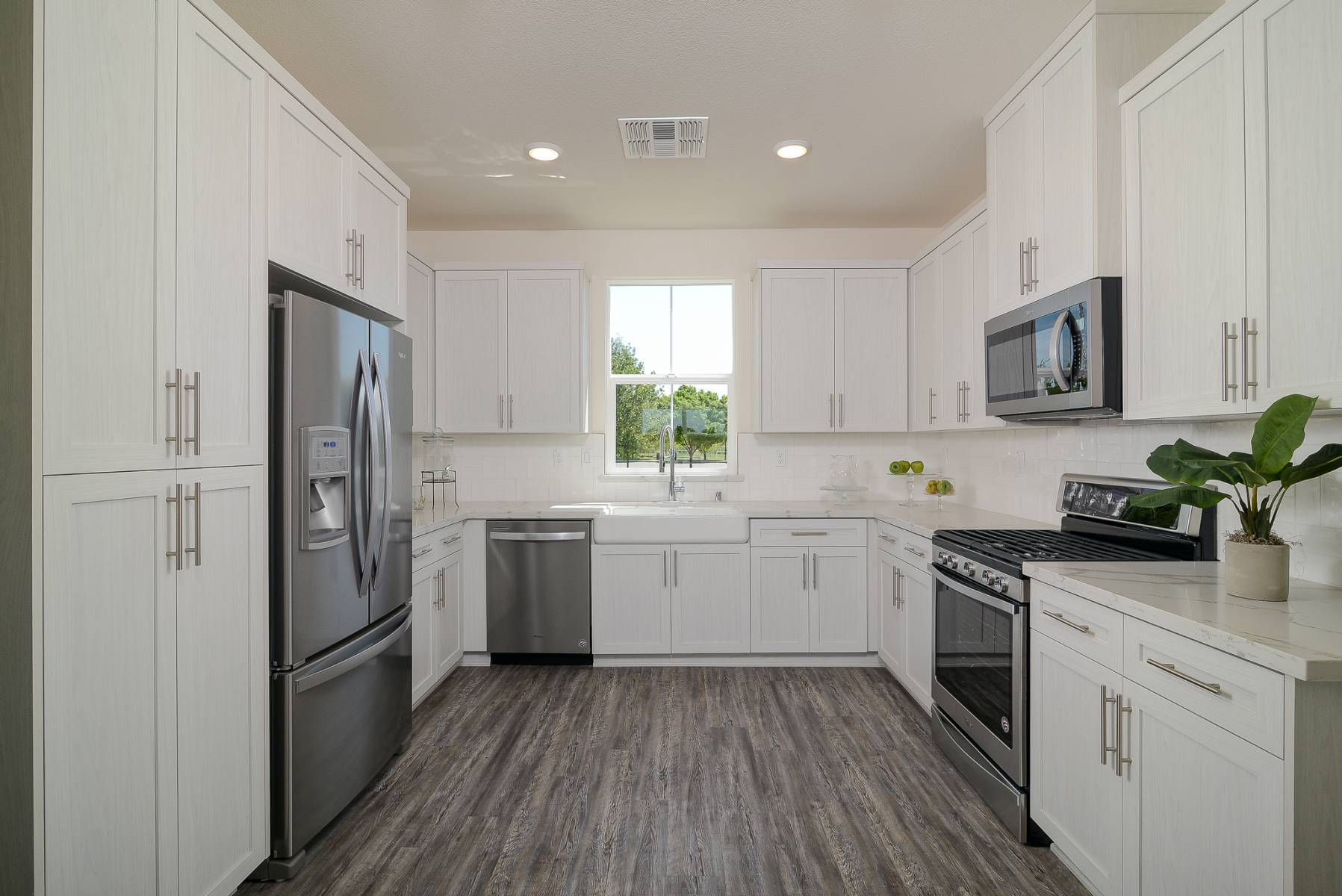 Kitchen featured in The Classico  By Elliott Homes in Sacramento, CA