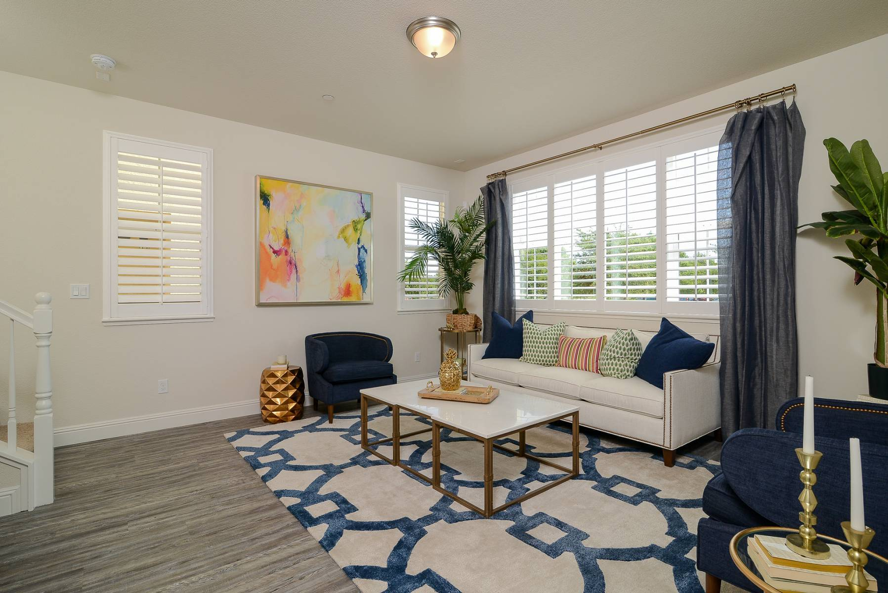 Living Area featured in The Classico  By Elliott Homes in Sacramento, CA