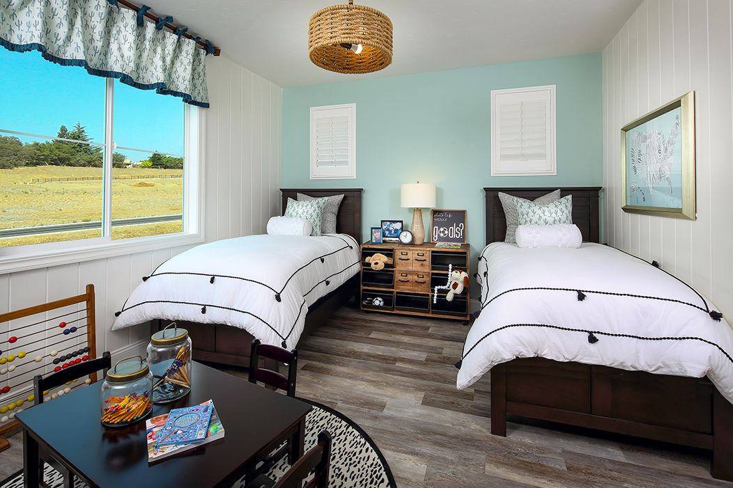 Bedroom featured in the Plan 2976 By Elliott Homes in Sacramento, CA