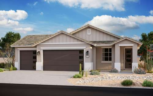 Exterior featured in the 1815 By Elliott Homes - Arizona in Yuma, AZ