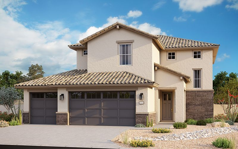 Exterior featured in the 2322 By Elliott Homes - Arizona in Yuma, AZ