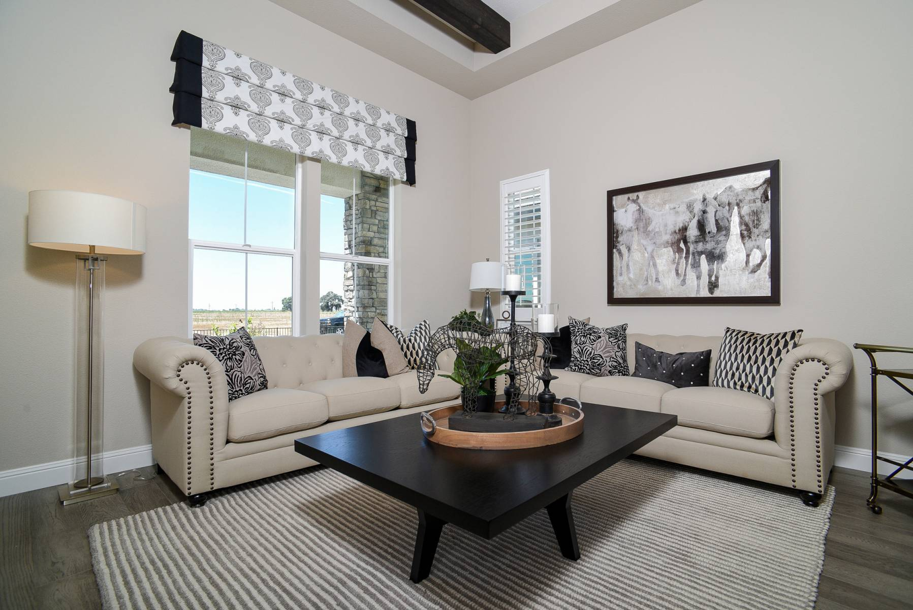 Living Area featured in the Graciano By Elliott Homes in Stockton-Lodi, CA