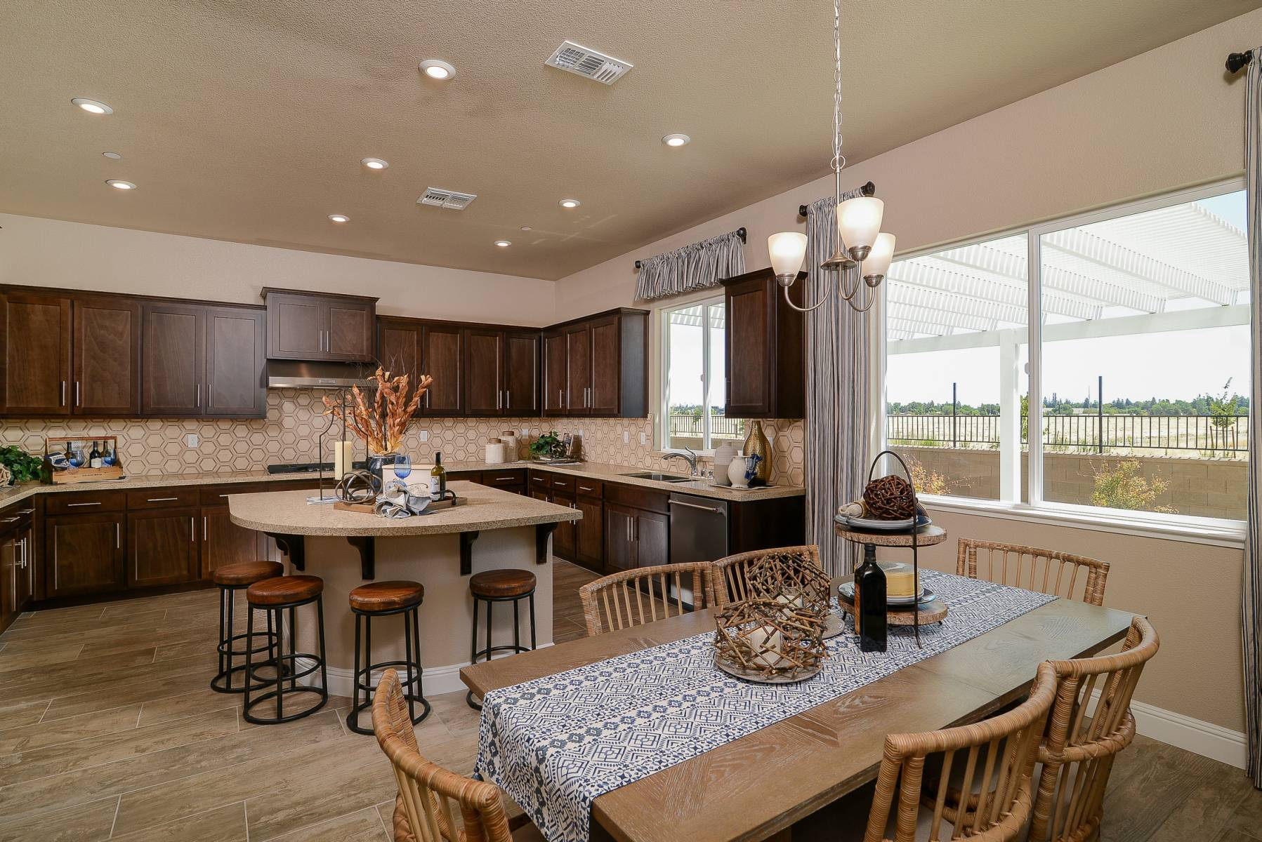 Kitchen featured in the Sangiovese By Elliott Homes in Stockton-Lodi, CA