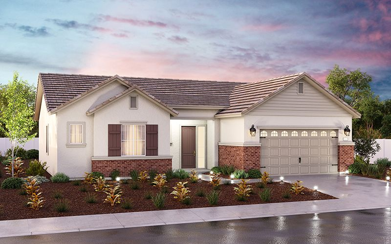 Exterior featured in the Barbera By Elliott Homes in Stockton-Lodi, CA
