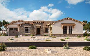 Evora - Bellero Estates: Queen Creek, Arizona - Elliott Homes - Arizona