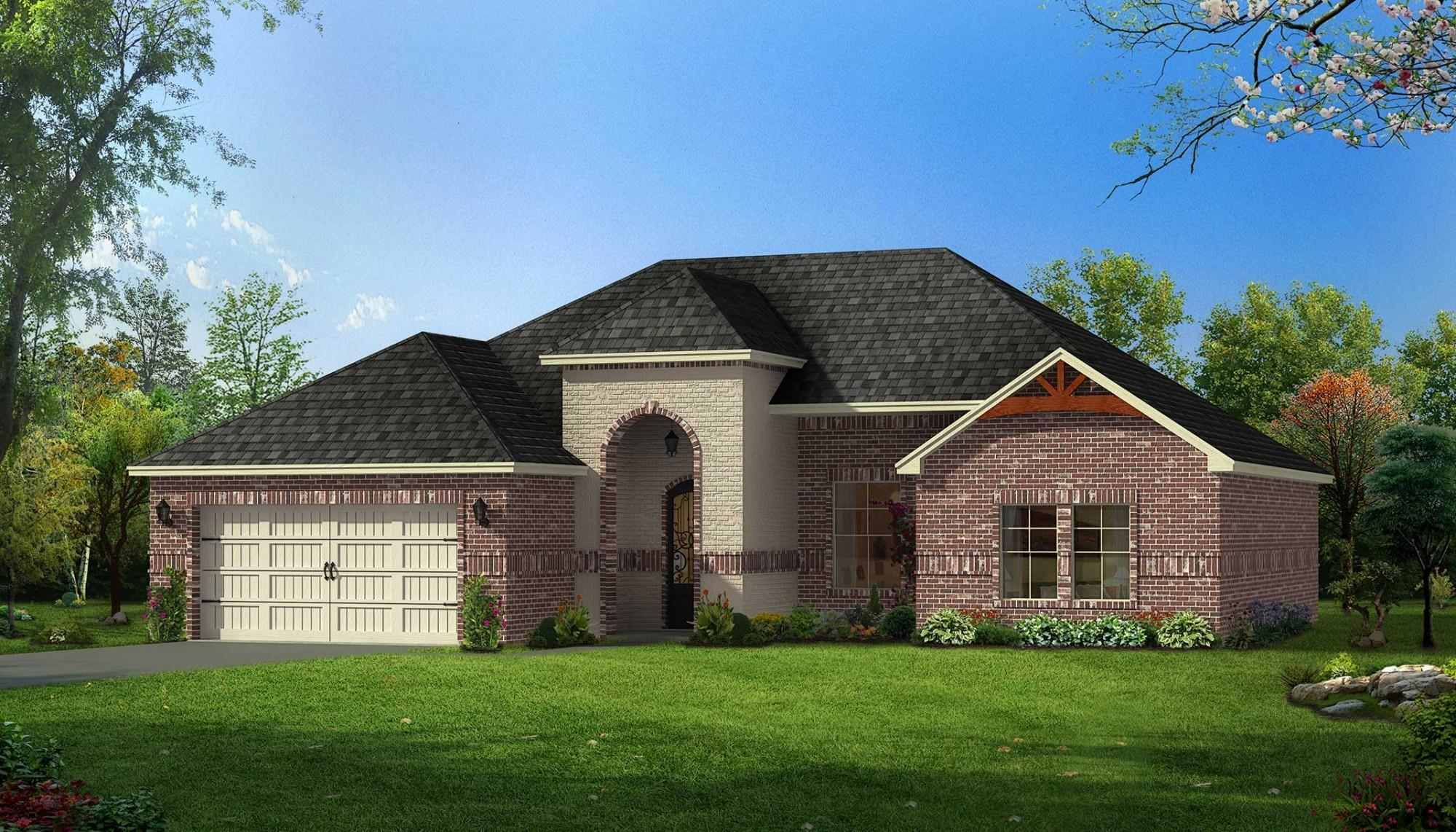 Exterior featured in The Bailey By Elliott Homes in Biloxi, MS