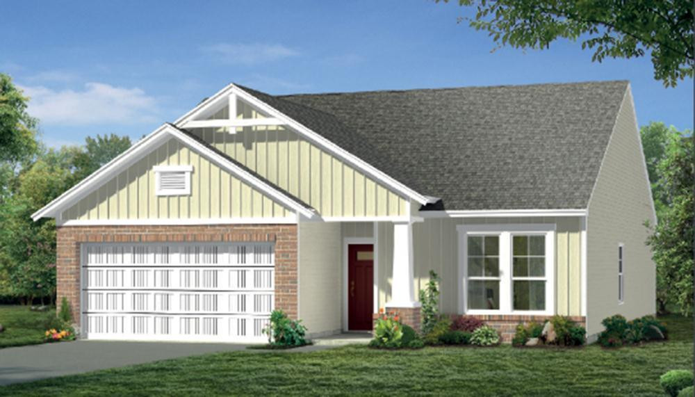 Exterior featured in The Mary By Elliott Homes in Biloxi, MS