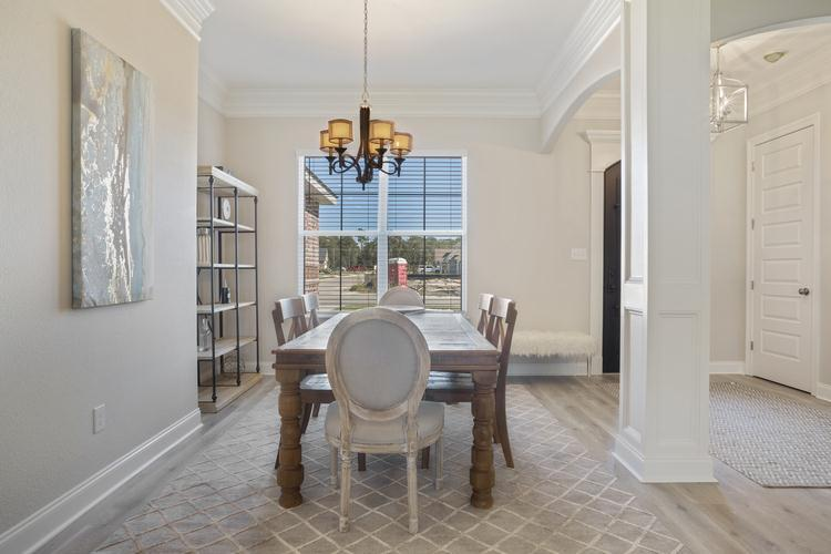Living Area featured in The Allen By Elliott Homes in Biloxi, MS