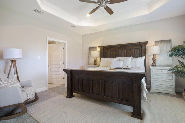 Bedroom featured in The Allen By Elliott Homes in Biloxi, MS
