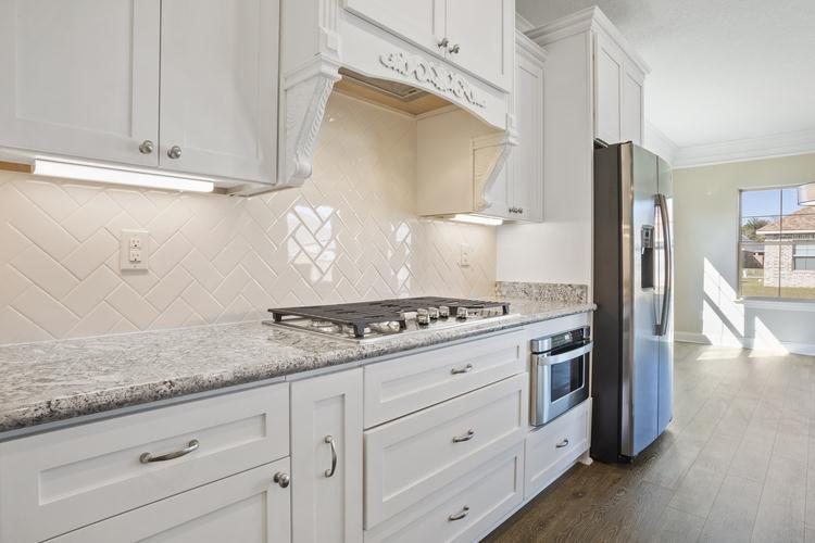 Kitchen featured in The Alton By Elliott Homes in Biloxi, MS