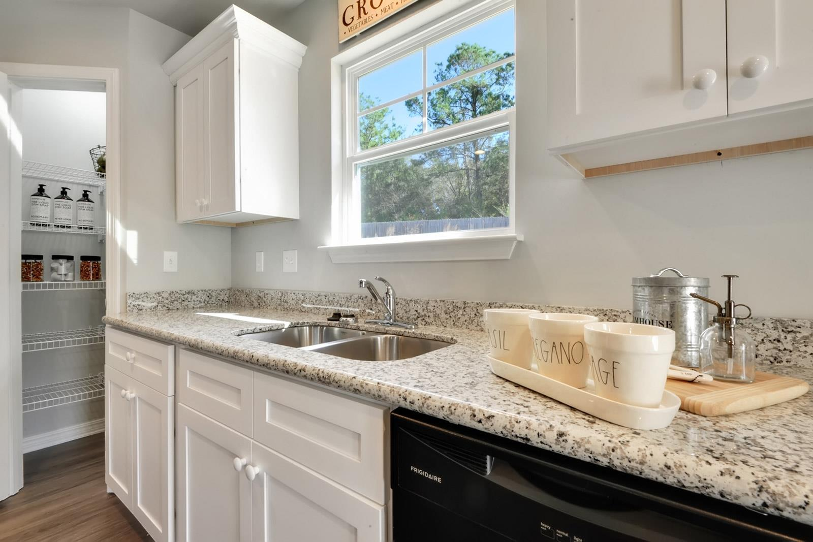 Kitchen featured in The Anna By Elliott Homes in Biloxi, MS