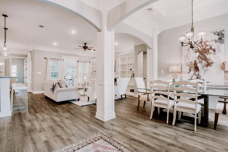 Living Area featured in The Bailey By Elliott Homes in Biloxi, MS