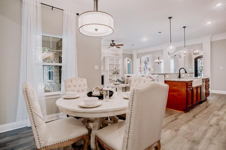 Kitchen featured in The Bailey By Elliott Homes in Biloxi, MS
