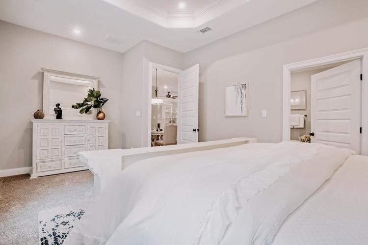 Bedroom featured in The Bailey By Elliott Homes in Biloxi, MS