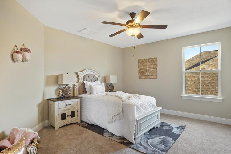 Bedroom featured in The Bennett By Elliott Homes in Biloxi, MS