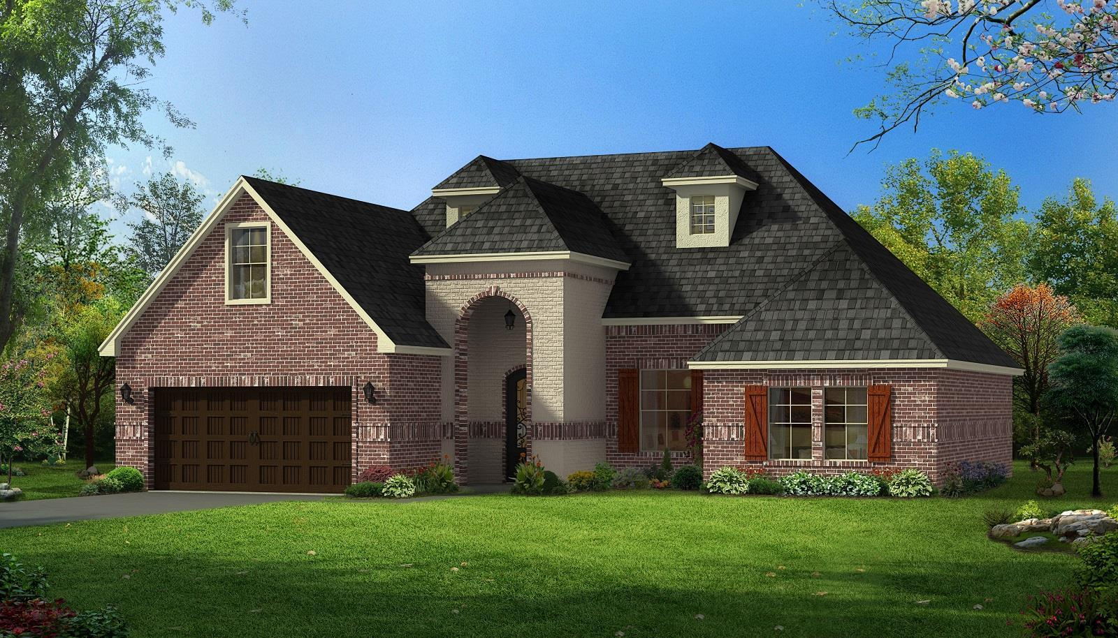 Exterior featured in The Cale By Elliott Homes in Biloxi, MS