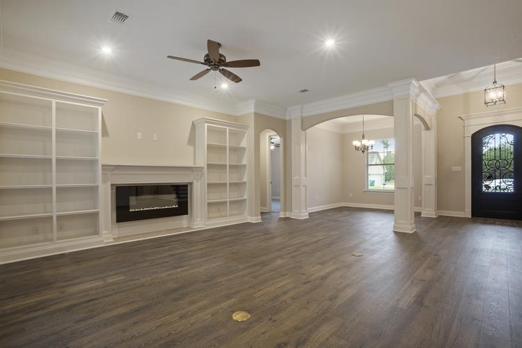 Living Area featured in The Cale By Elliott Homes in Biloxi, MS