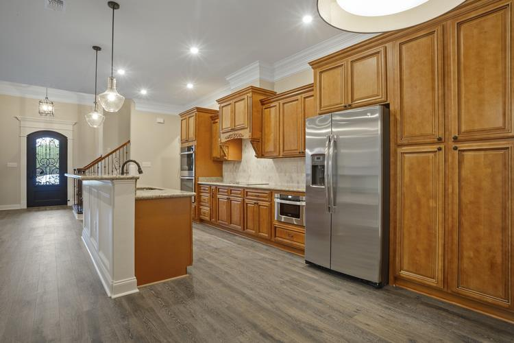 Kitchen featured in The Cale By Elliott Homes in Biloxi, MS