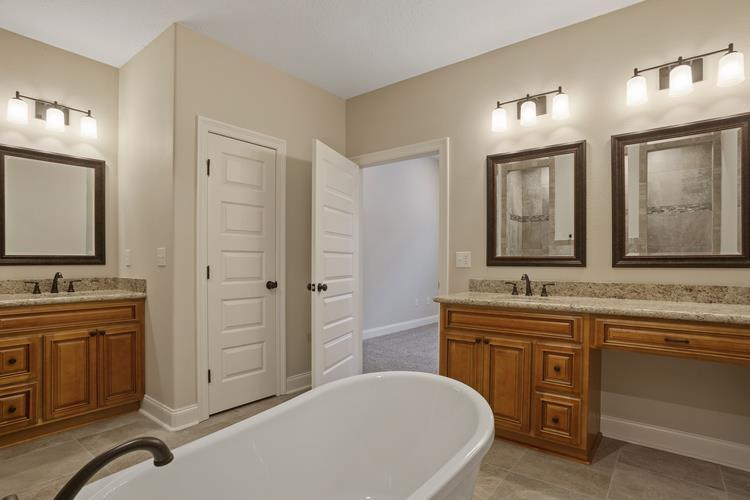 Bathroom featured in The Cale By Elliott Homes in Biloxi, MS