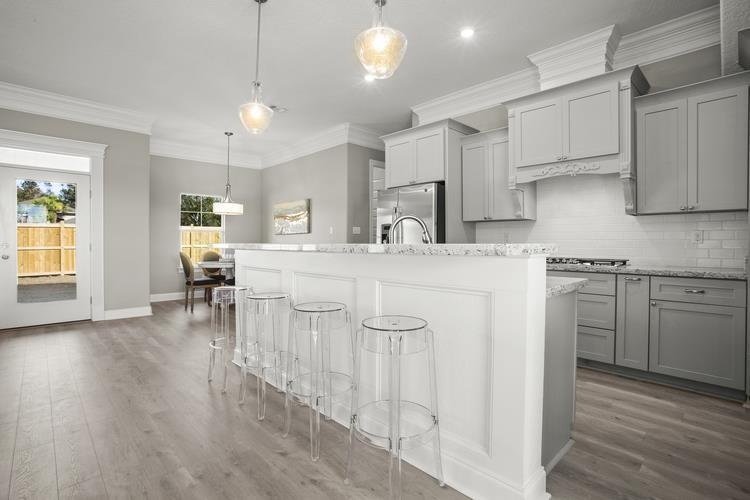 Kitchen featured in The Cameron By Elliott Homes in Biloxi, MS