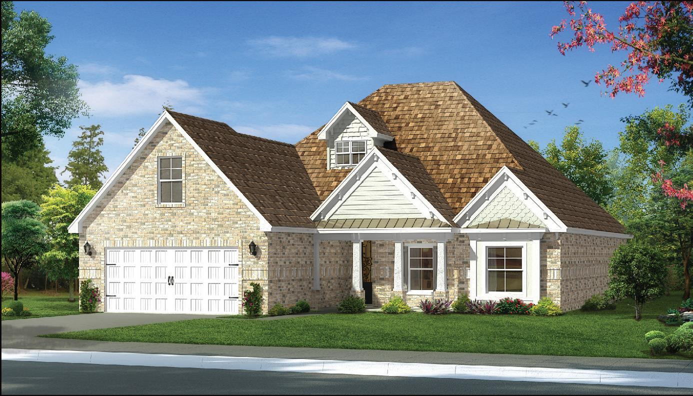 Exterior featured in The Charles By Elliott Homes in Biloxi, MS