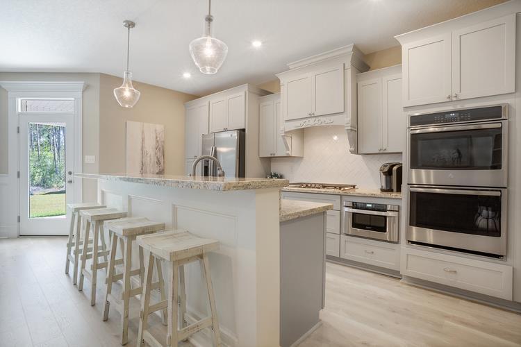 Kitchen featured in The Harper By Elliott Homes in Biloxi, MS