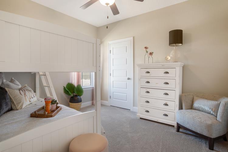 Bedroom featured in The Harper By Elliott Homes in Biloxi, MS