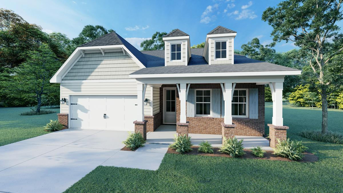 Exterior featured in The Hadley By Elliott Homes in Biloxi, MS