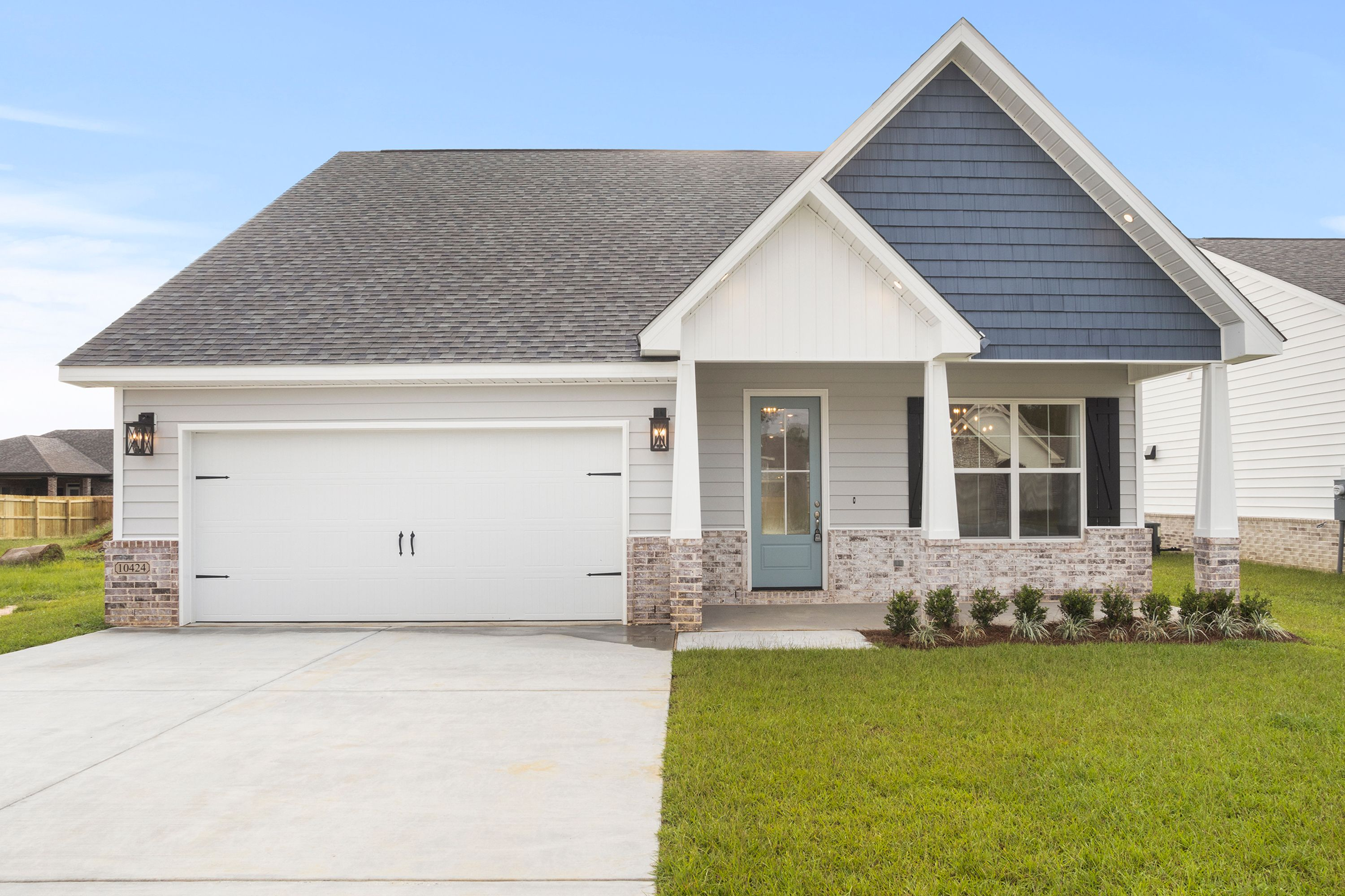 Exterior featured in The Bennett By Elliott Homes in Biloxi, MS