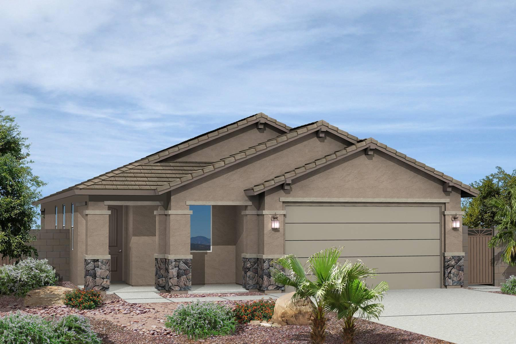 Exterior featured in the Plan 404 By Elliott Homes - Arizona in Yuma, AZ