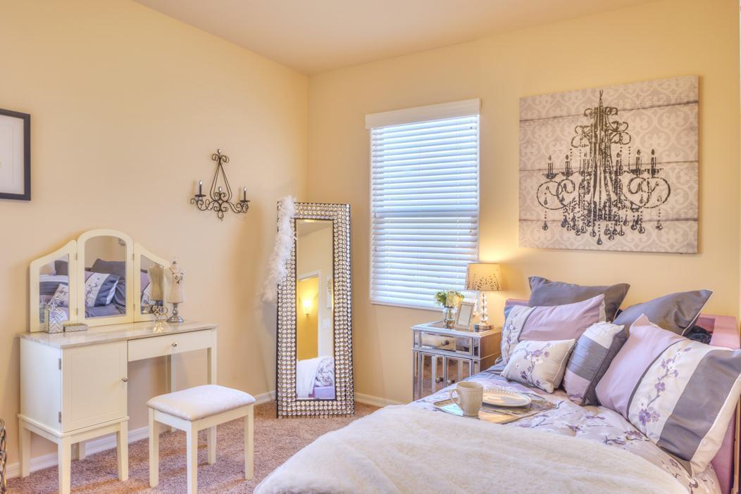 Bedroom featured in the Plan 405 By Elliott Homes - Arizona in Yuma, AZ