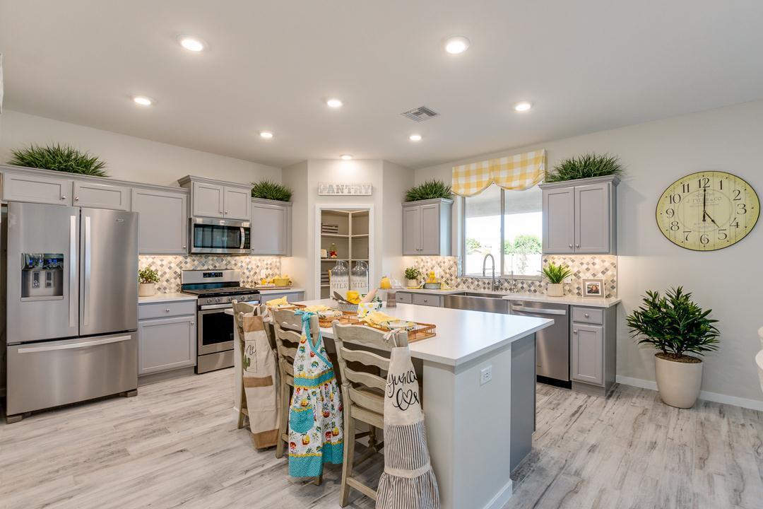 Kitchen featured in the Plan 1846 By Elliott Homes - Arizona in Yuma, AZ