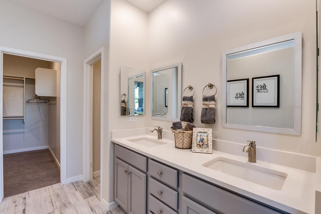 Bathroom featured in the Plan 1846 By Elliott Homes - Arizona in Yuma, AZ