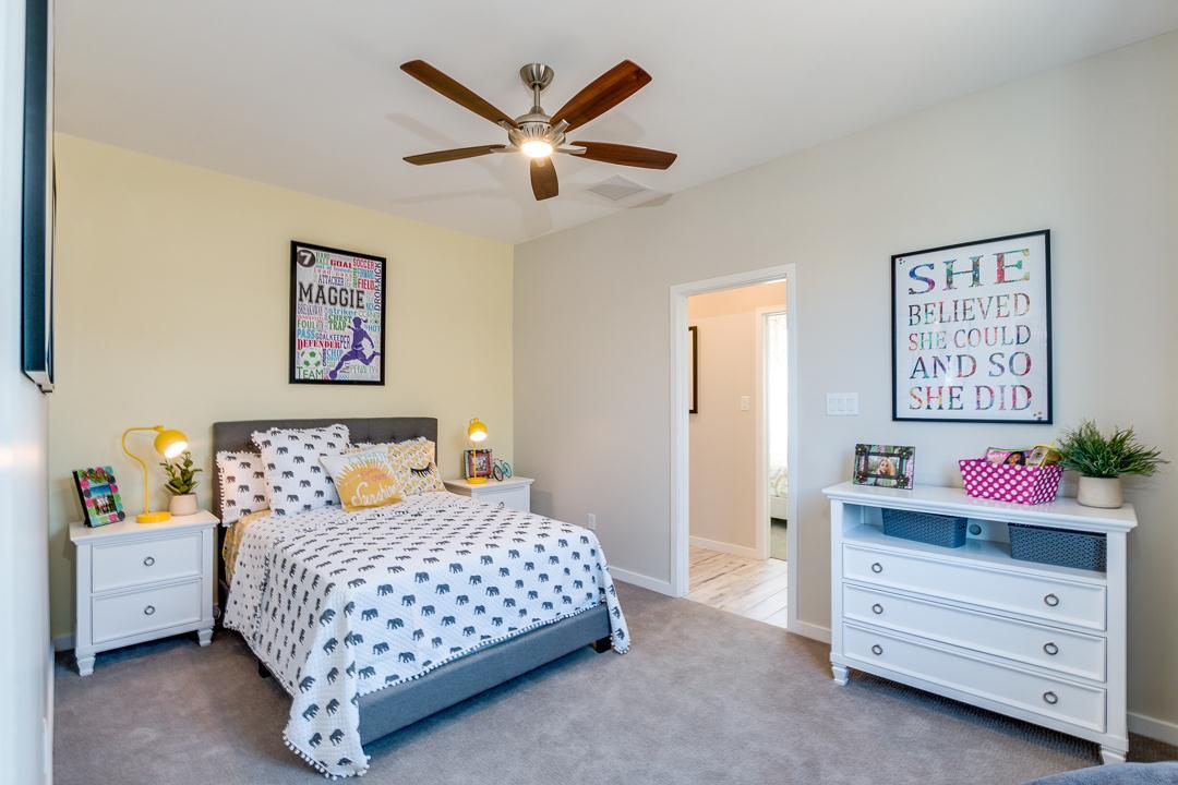Bedroom featured in the Plan 1846 By Elliott Homes - Arizona in Yuma, AZ