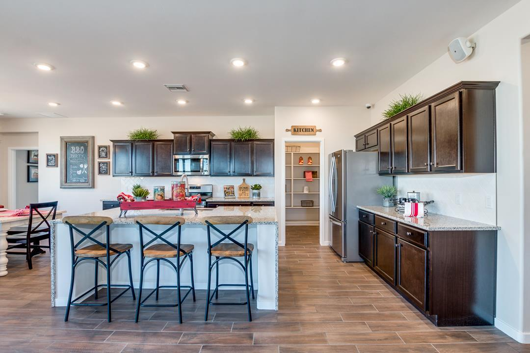 Kitchen featured in the Plan 2342 By Elliott Homes - Arizona in Yuma, AZ