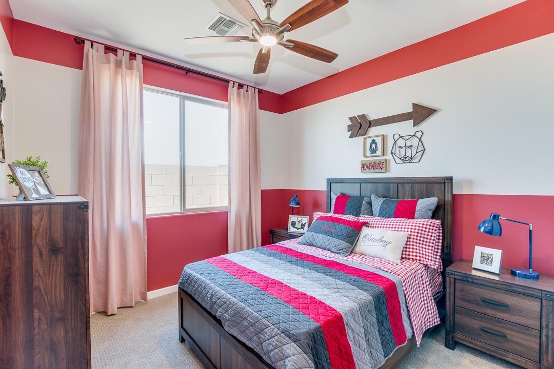 Bedroom featured in the Plan 2342 By Elliott Homes - Arizona in Yuma, AZ