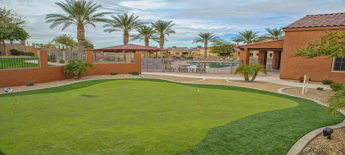 'Sunset Terraces at the View' by Elliott Homes - Arizona in Yuma