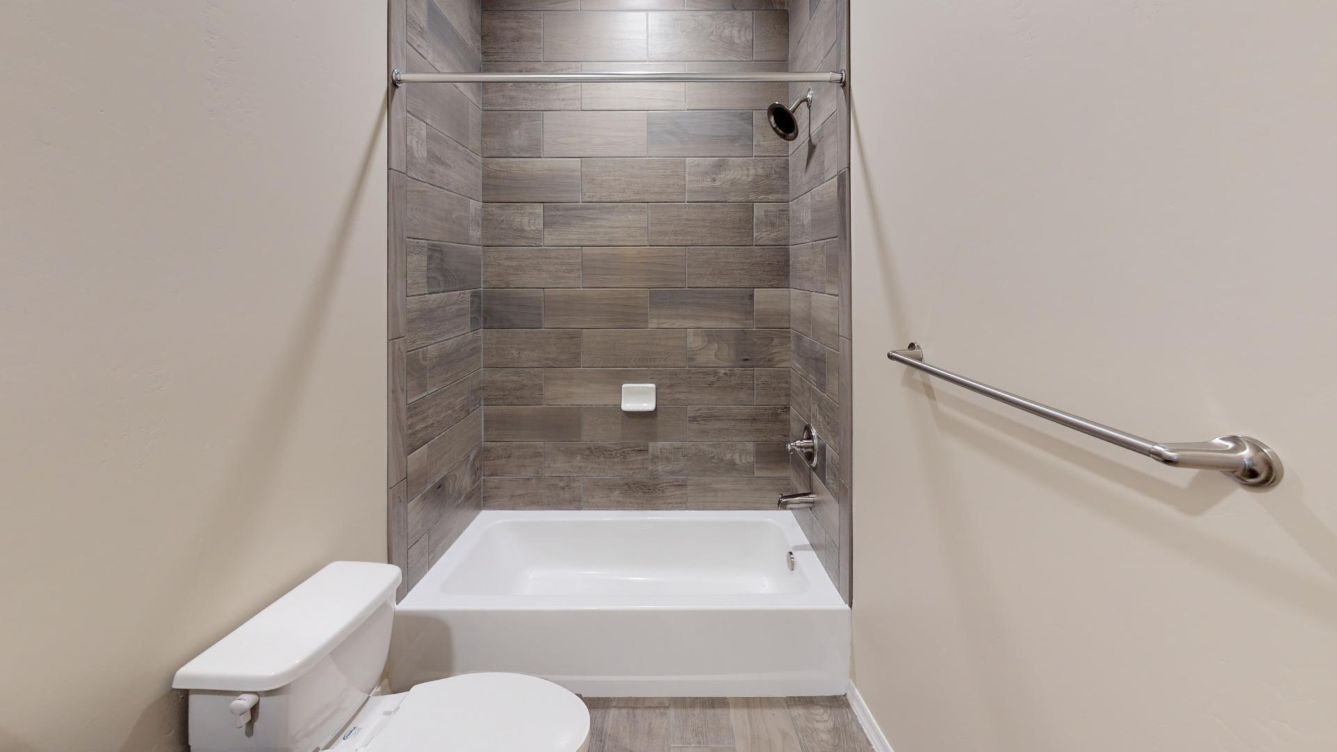 Bathroom featured in the Plan 3 By Elliott Homes - Arizona in Yuma, AZ