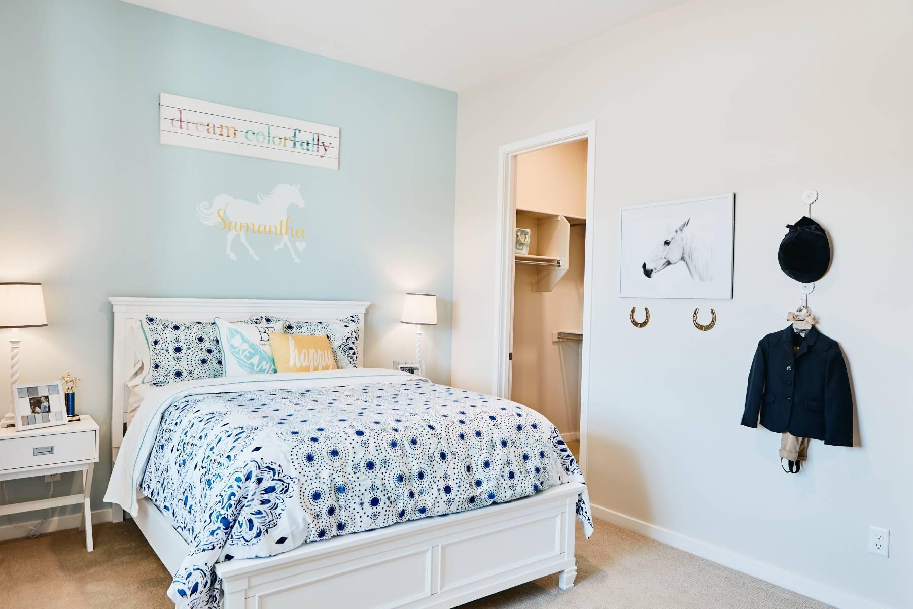 Bedroom featured in the Plan 2496 By Elliott Homes - Arizona in Yuma, AZ