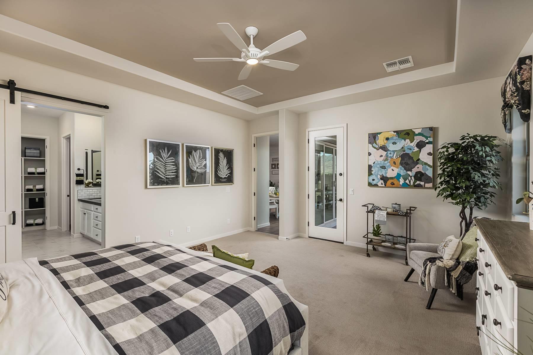 Bedroom featured in the Plan 2929 By Elliott Homes - Arizona in Yuma, AZ